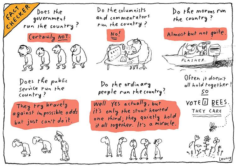 Leunig Truth